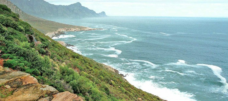 Garden Route National Park Coastline