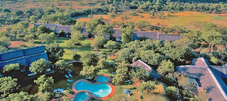Kwa Maritane Bush Lodge Pilanesberg