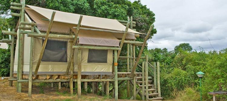 Tamboti Satellite Camp Kruger